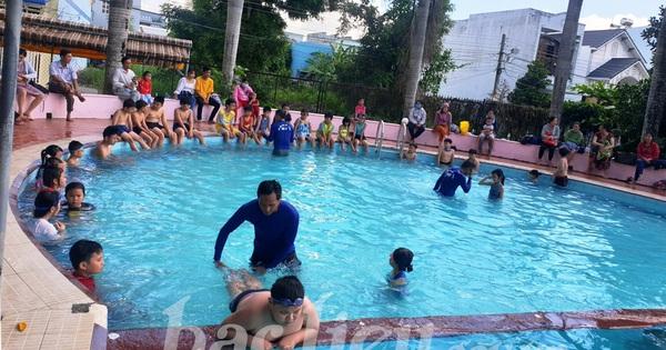 Lễ phát động toàn dân tập luyện môn bơi phòng, chống đuối nước năm 2020 trên địa bàn tỉnh Bạc Liêu