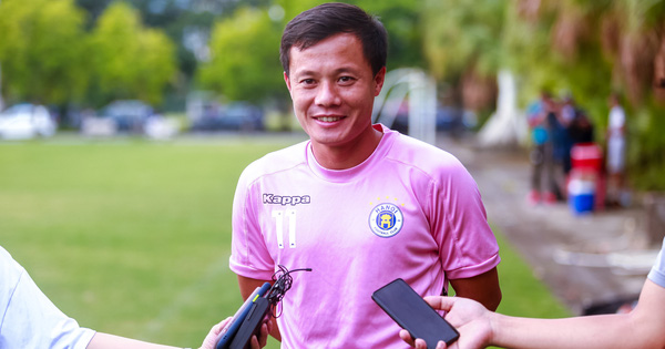 Tiền vệ Thành Lương:'' Quang Hải có thể thay thế được''