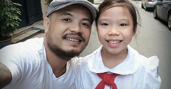 Sau 4 năm, con gái cố nghệ sĩ Trần Lập nay đã lớn rất nhiều, xinh đẹp, dịu dàng như một thiếu nữ