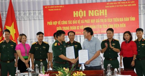 Điện Biên: Triển khai chương trình phối hợp về công tác ''Bảo vệ và phát huy giá trị di tích trên địa bàn tỉnh''