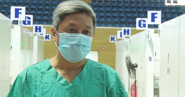 """Thứ trưởng Bộ Y tế Nguyễn Trường Sơn: """"Quan trọng nhất là tinh thần vào cuộc của người dân, của cộng đồng"""""""