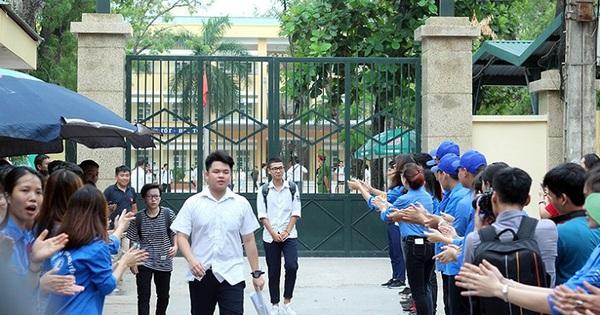 Đáp án chính thức bài thi môn Ngoại ngữ  trong kỳ thi tốt nghiệp THPT của Bộ GDĐT
