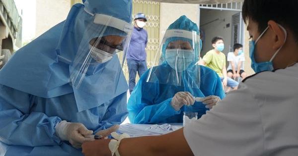 Thông tin dịch tễ của 13/18 ca bệnh Covid-19 công bố vào chiều 1/8 tại Đà Nẵng