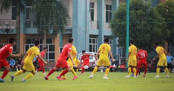 Có thể thay đổi địa điểm đá giao hữu giữa U22 Việt Nam và đội tuyển quốc gia Việt Nam ở khu vực miền Nam - vietllot 655