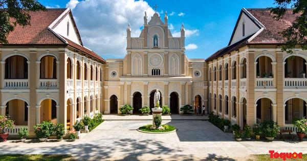 Tiểu chủng viện Làng Sông - kiến trúc Gothic tuyệt đẹp giữa đồng quê Việt Nam - kết quả xổ số đắc nông
