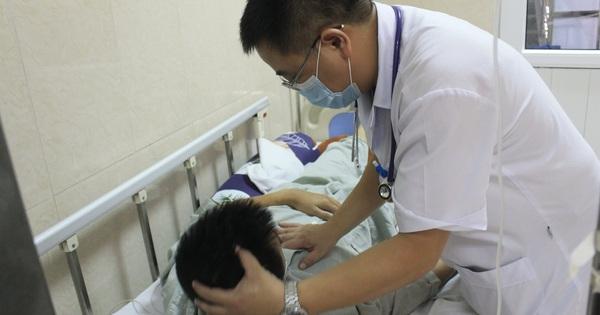 Thanh niên 29 tuổi ở Hà Nội bị nhiễm liên cầu khuẩn lợn sau buổi liên hoan với công ty