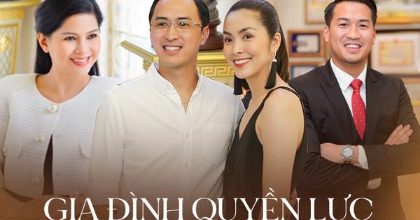 Bất ngờ với các vị trí chủ chốt và nhiệm vụ ''tối cao'' của từng thành viên nhà chồng Hà Tăng tại Tập đoàn đa quốc gia, đúng nghĩa một gia đình làm nên quyền lực khét tiếng khắp châu Á