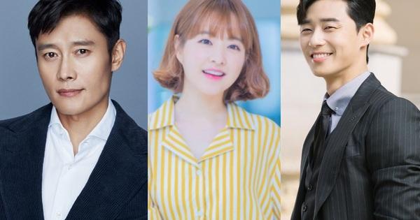 Dự án phim siêu khủng: Lee Byung Hun làm ''lão đại'', Park Seo Joon trở thành chồng Park Bo Young