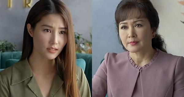 Tình yêu và tham vọng: Fan tâm đắc cảnh Linh đối đầu mẹ Minh, tuyên bố ''đúng là có tiền thì lúc nào cũng sạch sẽ''