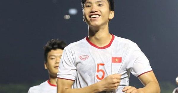 """Đoàn Văn Hậu: """"Tôi tin Việt Nam sẽ giành được vé đi tiếp tại vòng loại World Cup"""""""