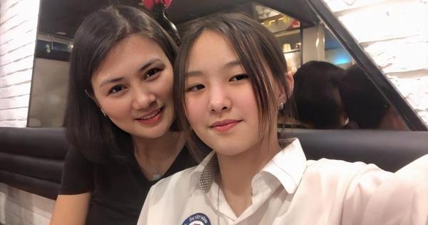 Con gái của ''Hoa khôi bóng chuyền'' Kim Huệ: Xinh xắn chẳng thua kém mẹ, đã vậy còn học cực giỏi và cá tính như này