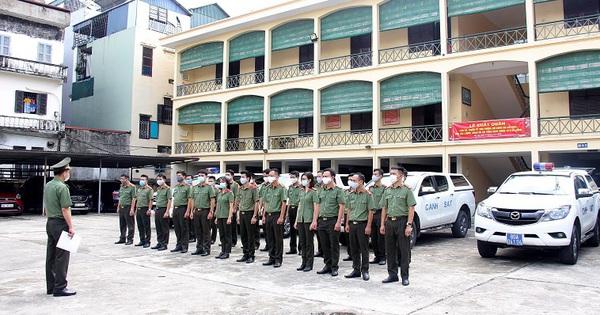 Bộ Công an tăng cường lực lượng chi viện cho Đà Nẵng chống dịch