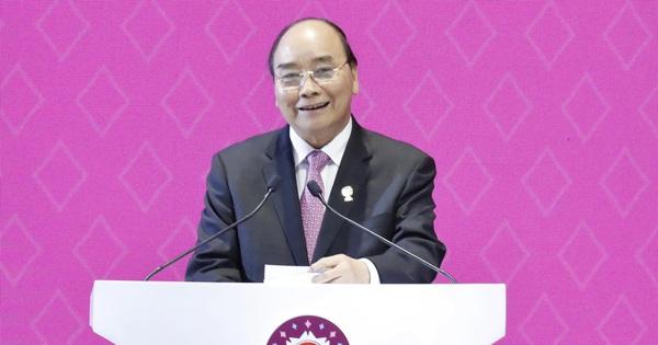 Thủ tướng Nguyễn Xuân Phúc: ASEAN luôn là một trụ cột quan trọng trong chính sách đối ngoại Việt Nam