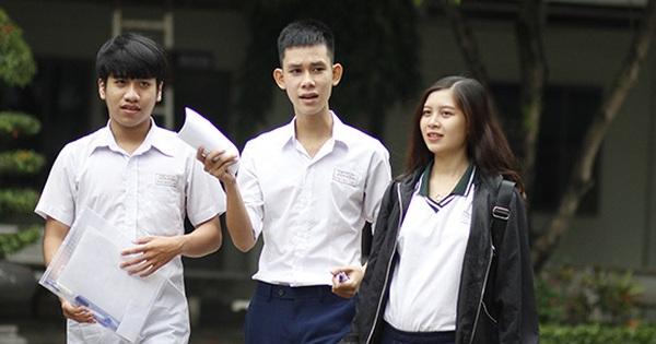 Đáp án tất cả các mã đề môn Toán kỳ thi tốt nghiệp THPT Quốc gia năm 2020
