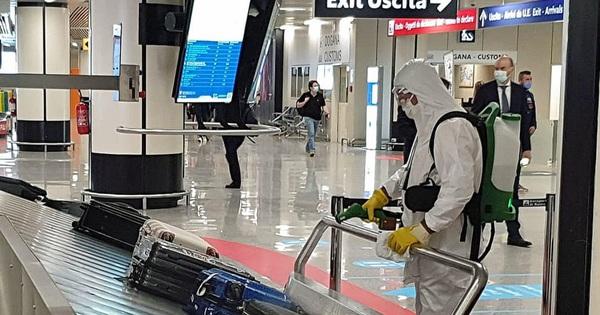 Hé lộ sân bay đầu tiên trên thế giới đạt 5 sao về an toàn, vệ sinh mùa COVID-19