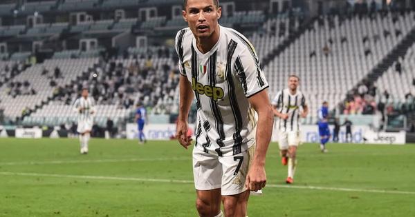Ronaldo ăn mừng chất lừ sau khi giúp Juventus mở màn hoàn hảo mùa giải mới - kết quả xổ số phú yên