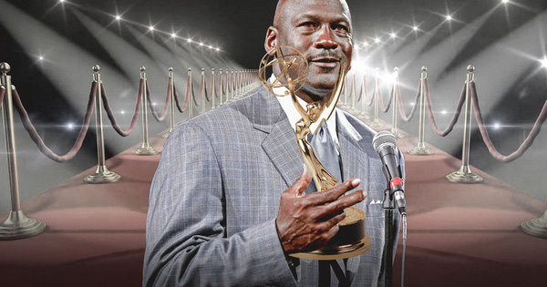 The Last Dance: phim tài liệu bóng rổ đầu tiên lên ngôi tại Emmy Awards