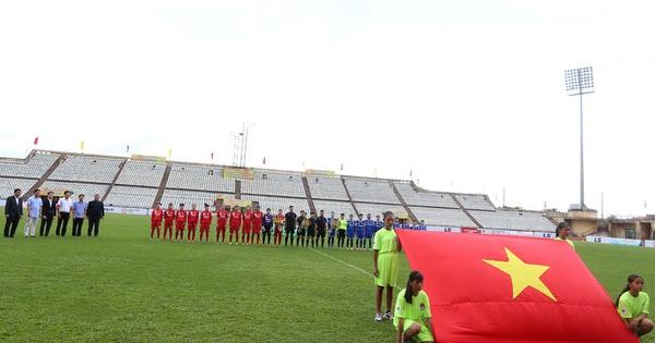 Khai mạc giải bóng đá Nữ vô địch quốc gia 2020: Cuộc đua giành ngôi hậu bắt đầu