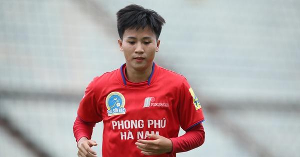 Cầu thủ Tuyết Dung dừng xuất ngoại, tập trung cho giải vô địch Quốc gia