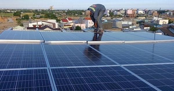 Những trường hợp nào không được tính giá ưu đãi điện mặt trời mái nhà?