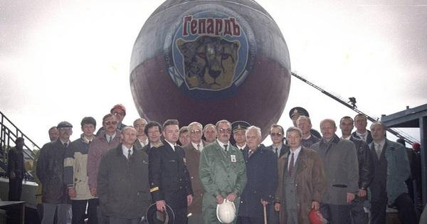 Hé lộ bí mật về các tàu ngầm ''hổ báo'' nhất thuộc ''Sư đoàn mãnh thú'' của Hải quân Nga