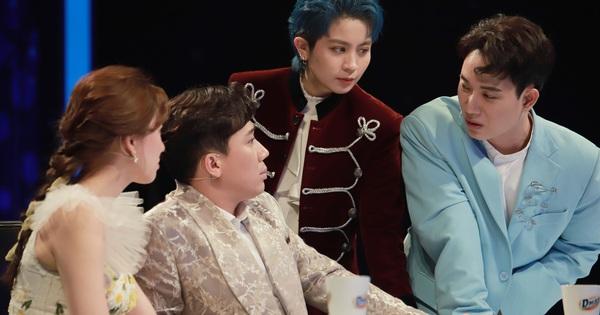Cờ Cá Ngựa ''bành trướng'' thật, Trúc Nhân còn đòi thế vị trí Hari Won ngồi cạnh Trấn Thành?