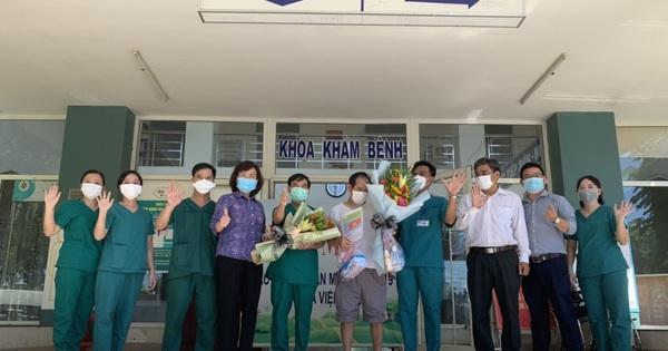 Giải thể Bệnh viện dã chiến Hòa Vang
