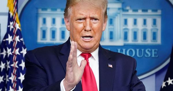 Ông Trump tuyên bố không chuyển giao quyền lực trong hòa bình nếu thua ông Biden