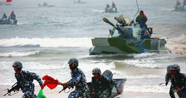 Báo Đài Loan: QĐ Trung Quốc lộ điểm yếu chí tử ở eo...