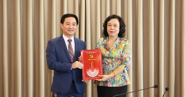 Nhiều nhân sự mới tại TP Hà Nội