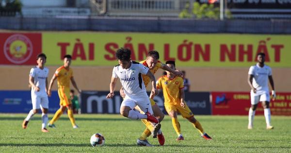Sau 5 lần đối đầu thua liên tiếp, liệu Hoàng Anh Gia Lai có vượt qua ''dớp'' Sông Lam Nghệ An?