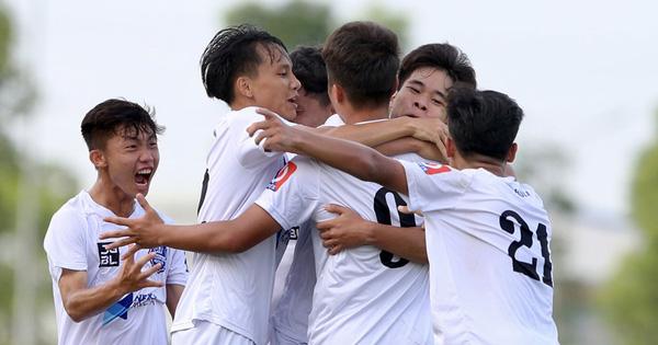 Bất ngờ với cặp đấu được xác định trong trận chung kết U17 Quốc gia 2020