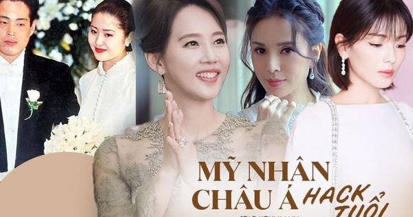 Phận đời dàn mỹ nhân hack tuổi đỉnh nhất châu Á: Tiểu Long Nữ và cô dâu đế chế Samsumg khốn khổ, Hoa hậu bị lừa cả tình lẫn tiền
