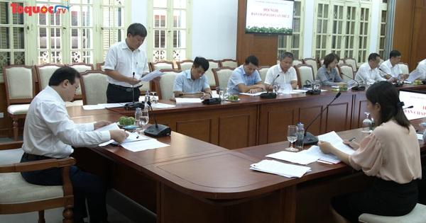 Ban chấp hành Đảng bộ Bộ Văn hóa, Thể thao và Du lịch tổ chức Hội nghị lần thứ 2