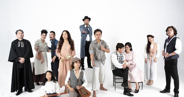 ''Những người khốn khổ'' lần đầu tiên xuất hiện trên sân khấu nhạc kịch Việt Nam