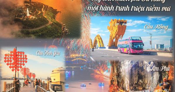 Đến Đà Nẵng, du khách sẽ được trải nghiệm City tour miễn phí