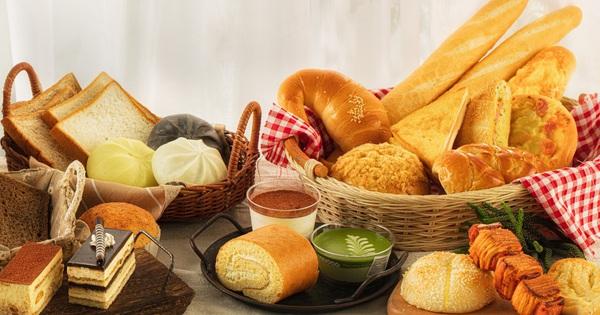 Thử ngay 5 hương vị hấp dẫn tại hệ thống bánh lớn bậc nhất Hà Nội