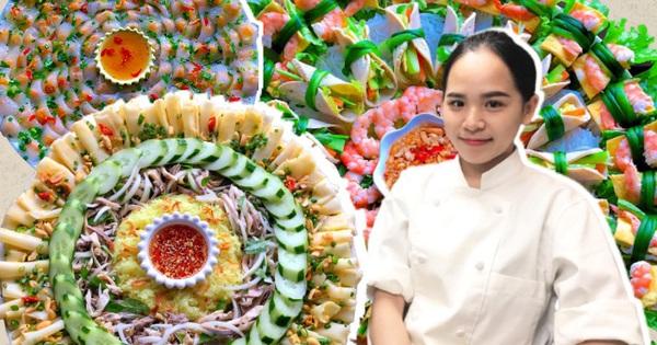 """Gặp cô gái sống tại Nhật khiến cư dân mạng """"dậy sóng"""" vì những mâm cơm Việt trình bày đẹp như tác phẩm nghệ thuật"""