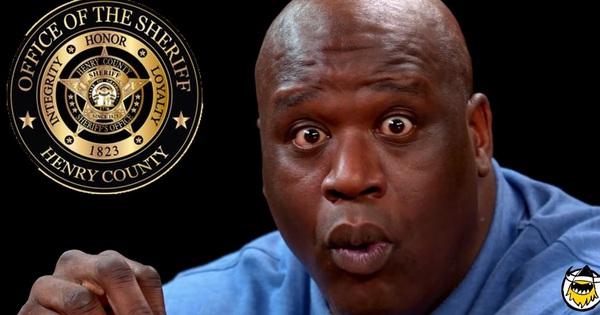 Huyền thoại bóng rổ Shaquille O'Neal chuyển hướng công tác sang ngành... cảnh sát
