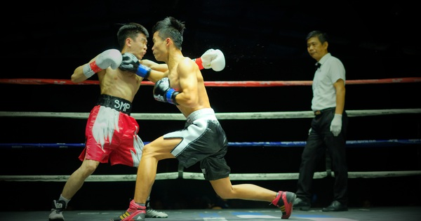 Đỗ Huy Hoàng thắng lớn trước Sẳm Minh Phát tại sự kiện Đêm Thượng võ