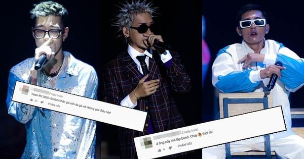 Netizen ấn tượng với sân khấu Hip-hop của bộ tứ MCK, WEAN, Lăng LD và Ricky Star: ''Chứng kiến Northside và Southside kết hợp quá đỉnh''
