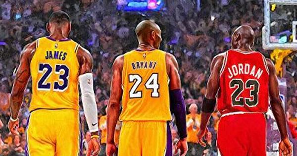Kobe Bryant truyền cảm hứng cho các cầu thủ nhiều hơn Michael Jordan lẫn LeBron James