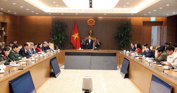 Phó Thủ tướng: Cố gắng ở mức cao nhất kiểm soát tốt tình hình để nhân dân có một cái Tết yên bình