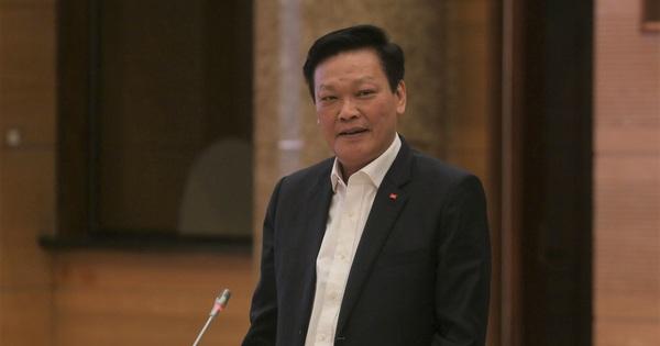 Thứ trưởng Bộ Nội vụ trả lời về việc bổ nhiệm Phó Giám đốc Sở ở Vĩnh Phúc
