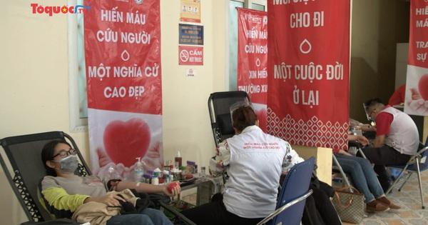 Hiến máu cứu người - bạn là ''anh hùng'' trong trái tim người bệnh - giá vàng 9999 hôm nay 1311