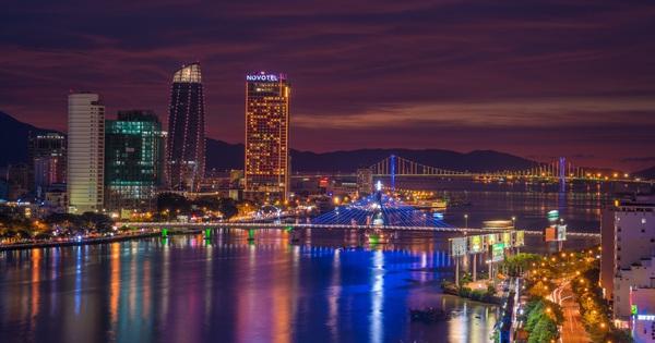 Thí điểm chương trình Đà Nẵng về đêm – Danang By Night