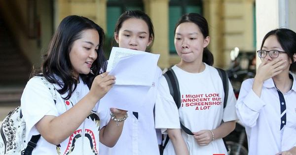 Hà Nội tuyển sinh vào lớp 10: Nhiều trường không đủ điều kiện tuyển sinh