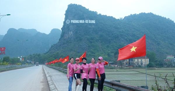 Tổ chức giải Marathon khám phá Quảng Bình tại VQG Phong Nha - Kẻ Bàng