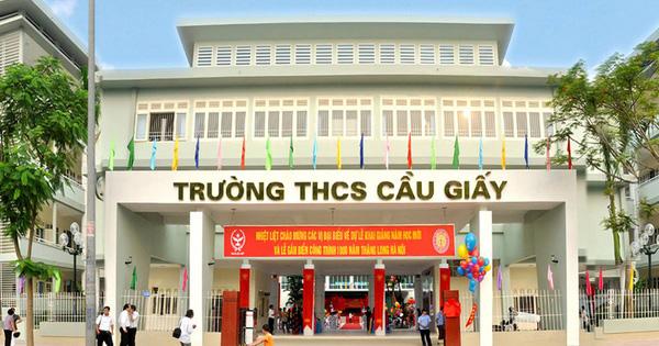 Hà Nội chính thức dừng tuyển sinh vào lớp 6 chương trình song bằng IGCSE