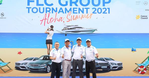 FLC Group Tournament 2021 - Aloha Summer - Chào hè sôi động